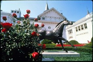 Kentucky Derby, Churchill Downs, Louisville - Exterior